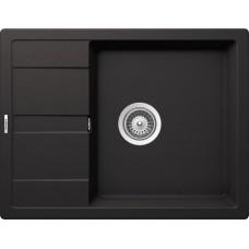 Chiuveta Granit Schock Ronda D-100L Nero 650 x 500 mm
