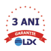 Aragaz LDK 5060 A BLACK LPG, 4 arzatoare, Aprindere electrica, 50 cm, Negru