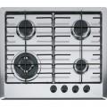 Plita incorporabila FRANKE Multi Cooking 600 FHM 604 3G TC XT E Inox Microdekor