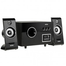 SUBWOOFER 2.1 + FM DIGITAL INTEX IT2475 BEATS KOM0004