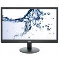 """Monitor LED AOC E2070SWN, 19.5"""", Wide, Negru Lucios"""