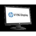 Monitor LED 18.5 HP V196 HD Negru