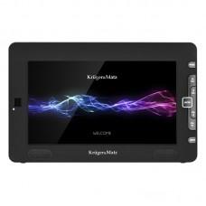 """Televizor portabil LED Kruger & Matz 23 cm (9"""") KM0196, Negru"""