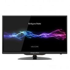 """Televizor LED Kruger&Matz 60 cm (24"""") KM0224, DVB-T2/C , HD Ready"""