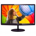 "Monitor LCD PHILIPS 22"", Full HD, IPS-ADS, Negru, 227E6EDSD"