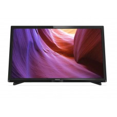 Televizor LED Philips 24PHH4000/88, HD Ready, CI+, HDMI