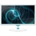 Televizor LED Full HD, 59cm, SAMSUNG LT24D391EW/EN, Alb